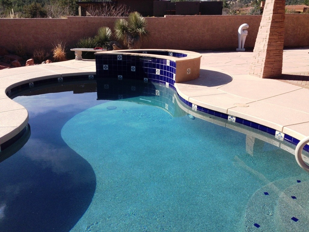 Custom pool builder - pool contractor