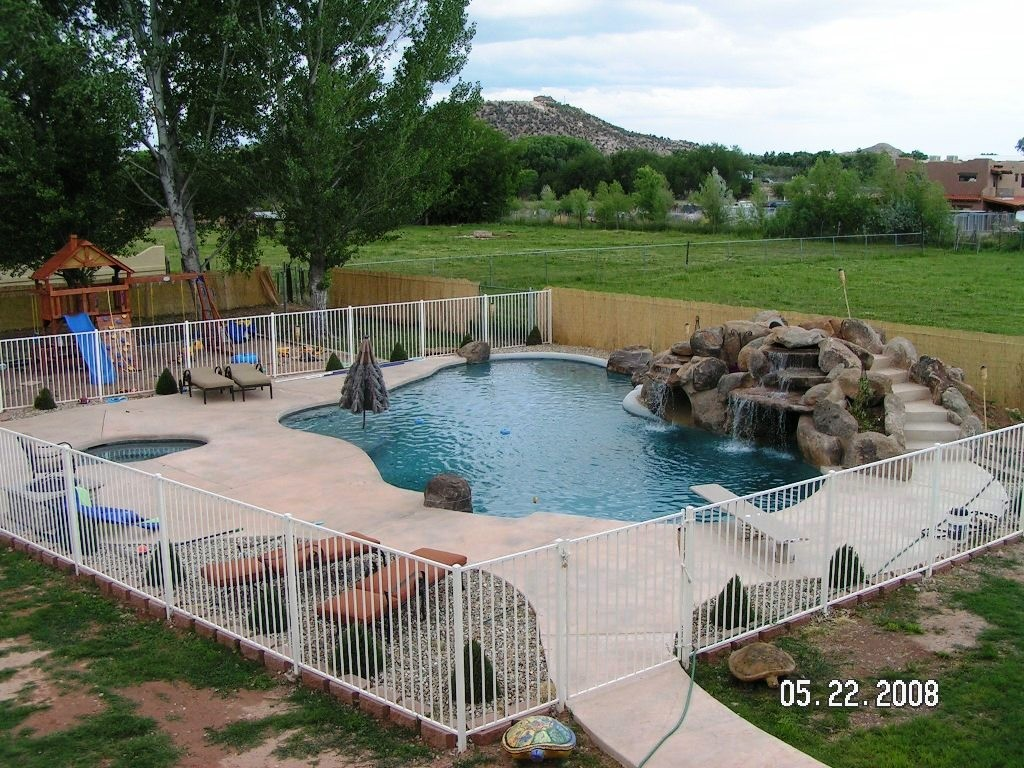 Custom pool builder - pool contractor Sedona AZ