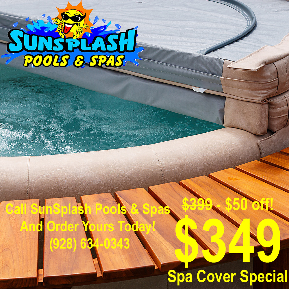 The ultimate garden accessory a free standing cedar wood and leather circular hot tub with cover.
